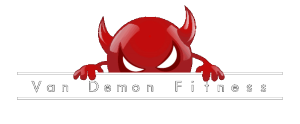 Van Demon Fitness Logo